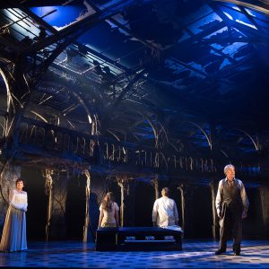 Painting with Light: Why light designing is vital to a show
