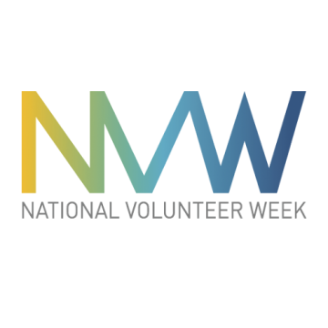 Did you know that National Volunteer Week is coming up from 20 – 26 May 2019