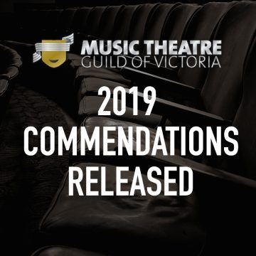 2019 COMMENDATIONS – Open & Junior Sections