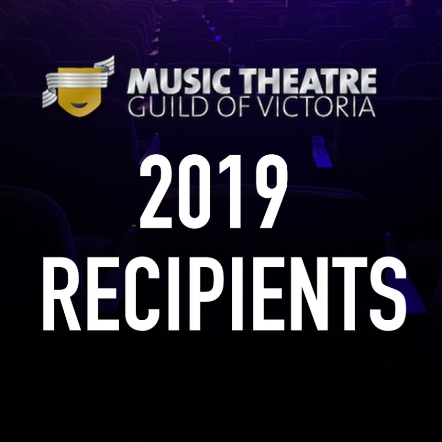 Annual Bruce Awards for Excellence Recipients 2019